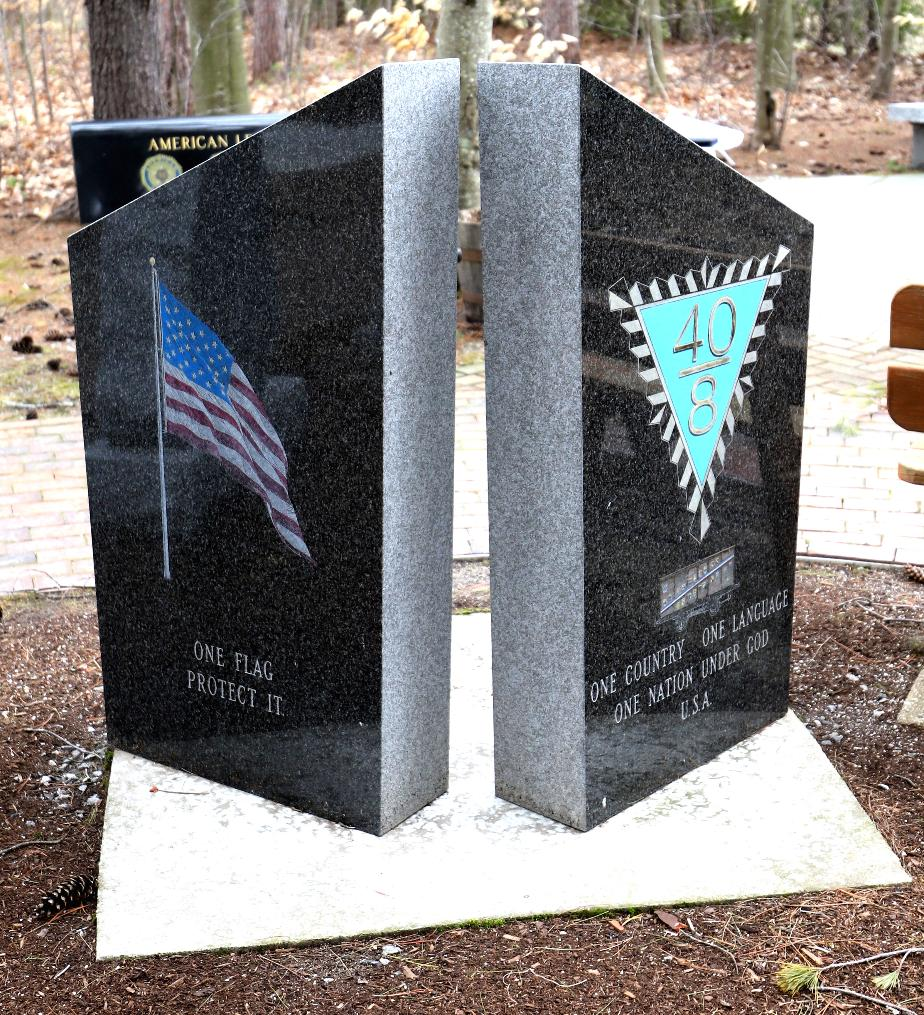 NH State Veterans Cemetery - American Legion 40 and 8