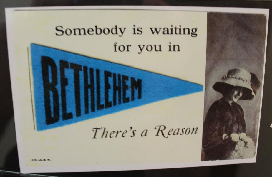 Someone is waiting for you in Bethlehem