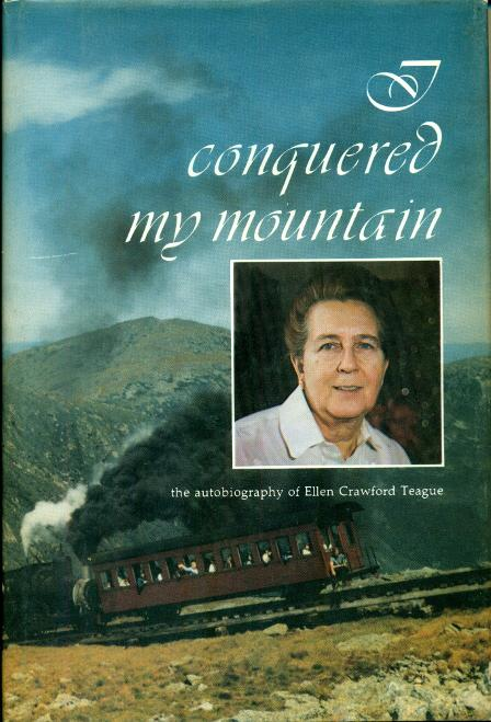 I Conquered My Mountain - Ellen Crawford Teague