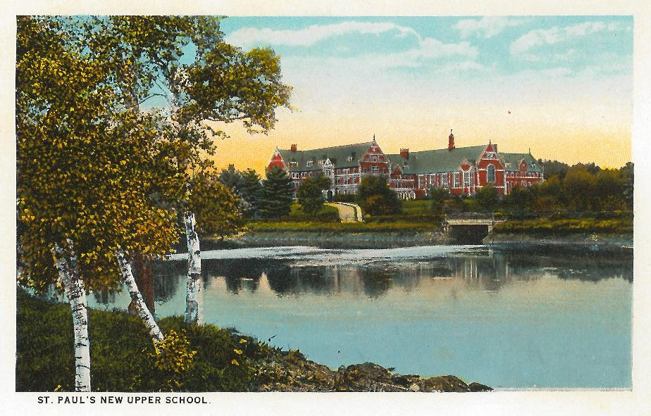 St. Paul Upper School, Concord NH