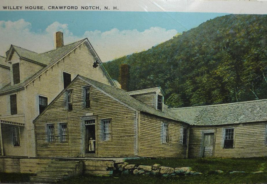 Willey House, Crawfoird Notch