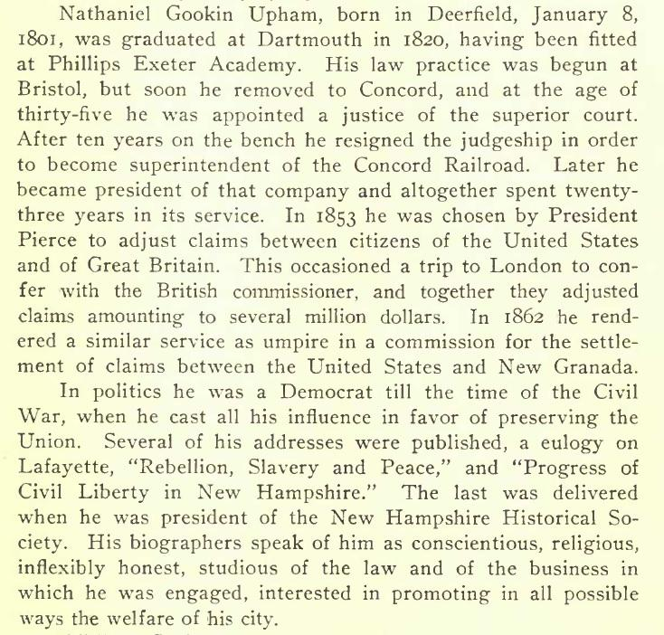 On this Day in New Hampshire History
