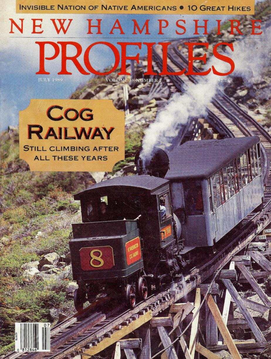 New Hampshire Profiles - Cog Railway