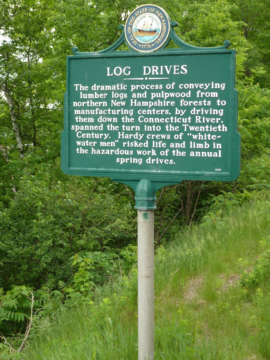 Connecticut River Log Drives