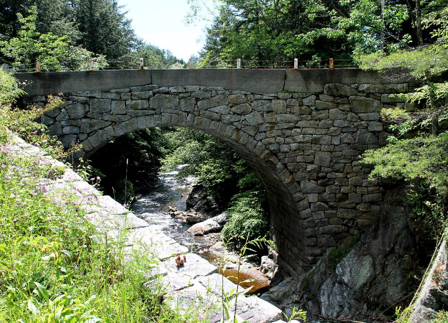 Gilsum NH Stone Arch Bridge