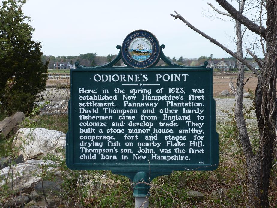 Odiorne Point, New Hampshire