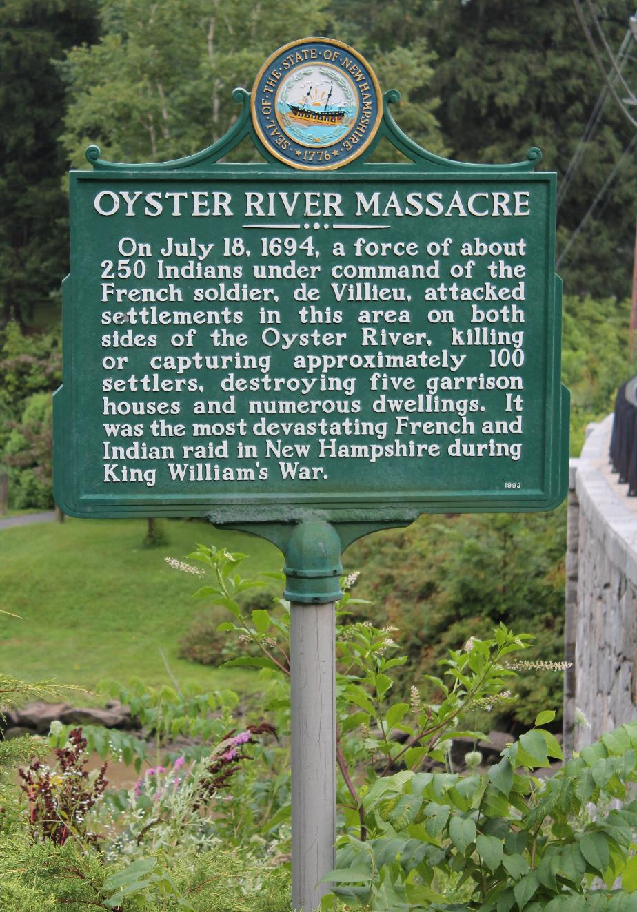 Oyster River Indian Massacre