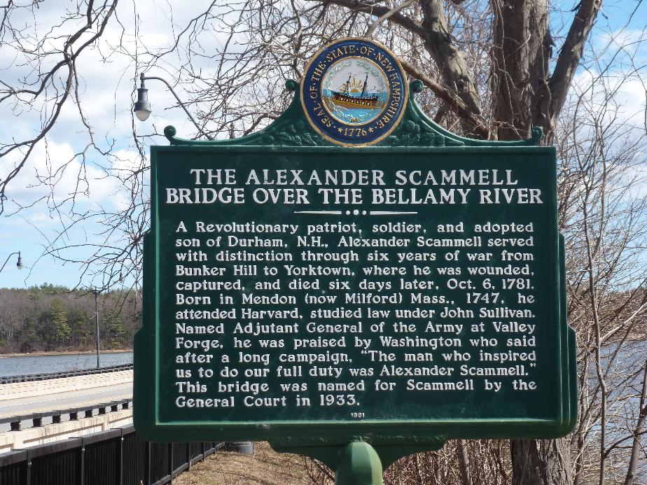 Alexander Scammell Bridge