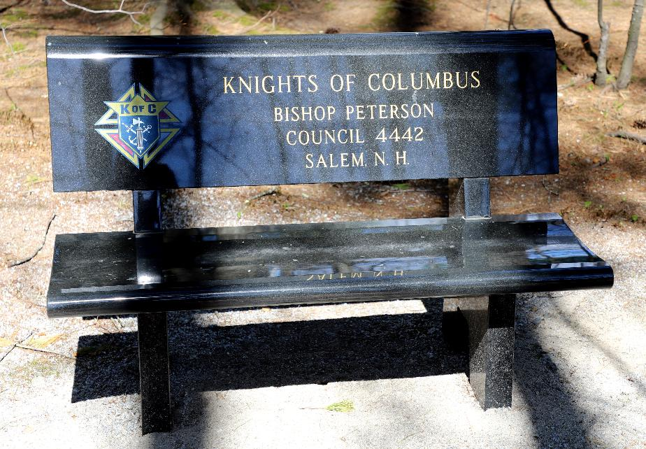 Nh State Veterans Cemetery - Knights of Columbus Council 4442 - Salem NH