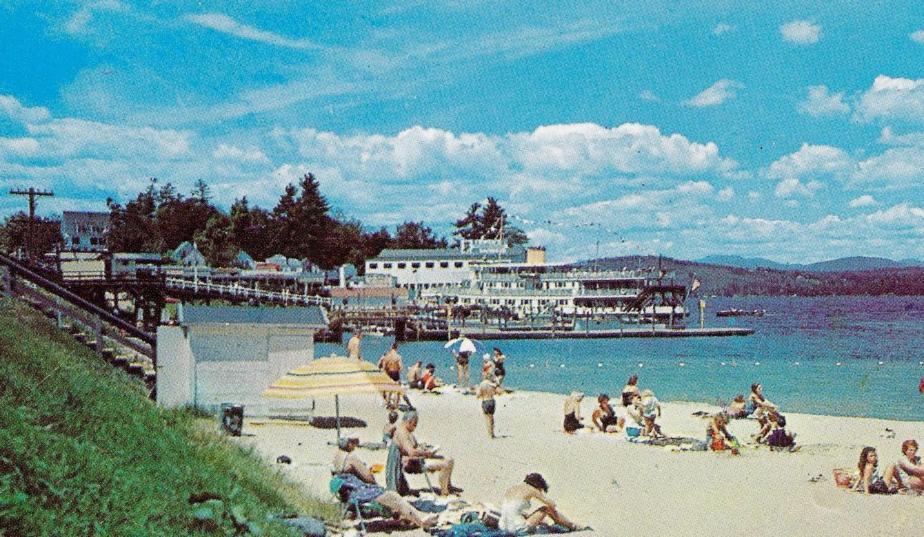 Lakes Regiopn New Hampshire