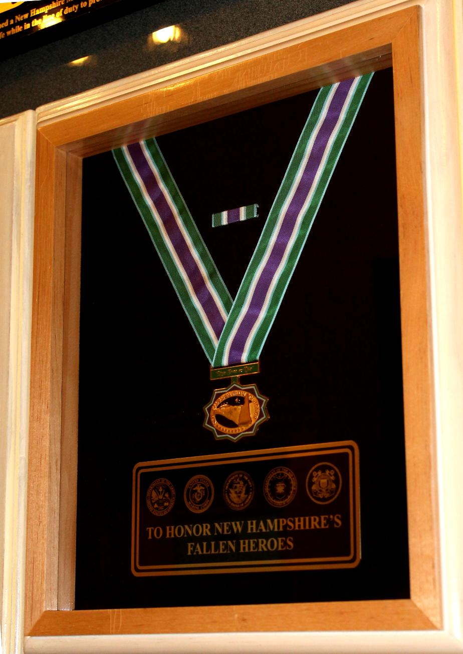 NH Medal of Honor Award