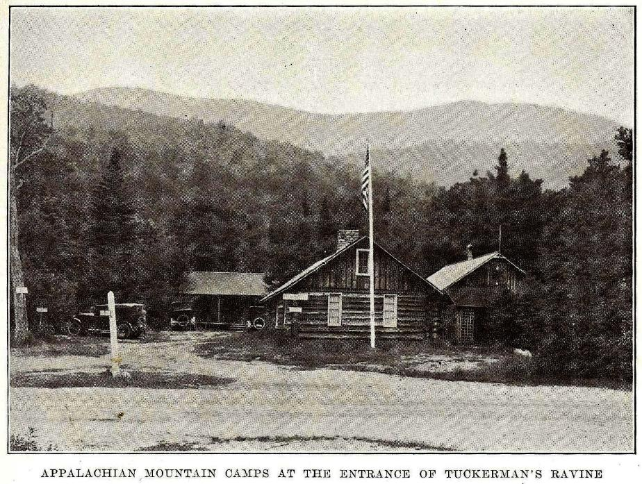 AMC Camp, Pinkham Notch