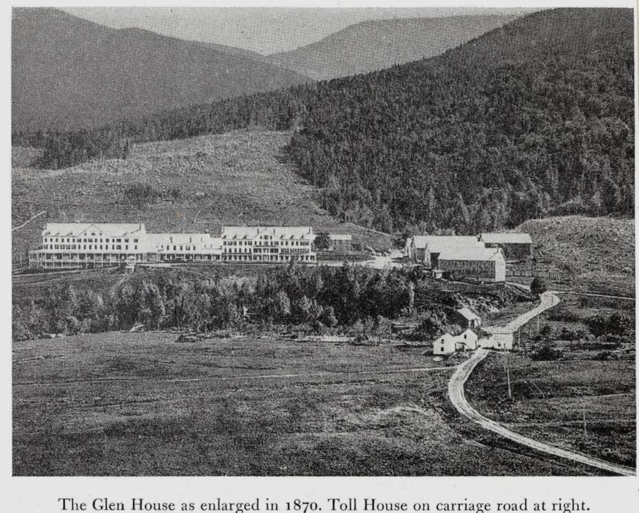 Glen House, Pinkham Notch