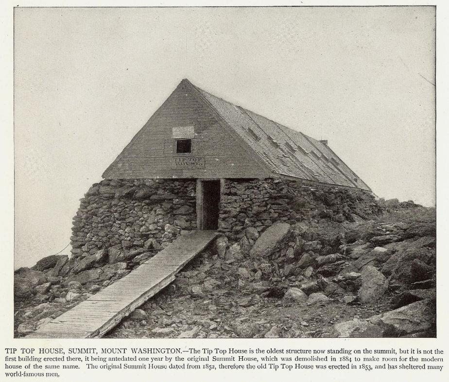 Tip Top House, Mount Washington