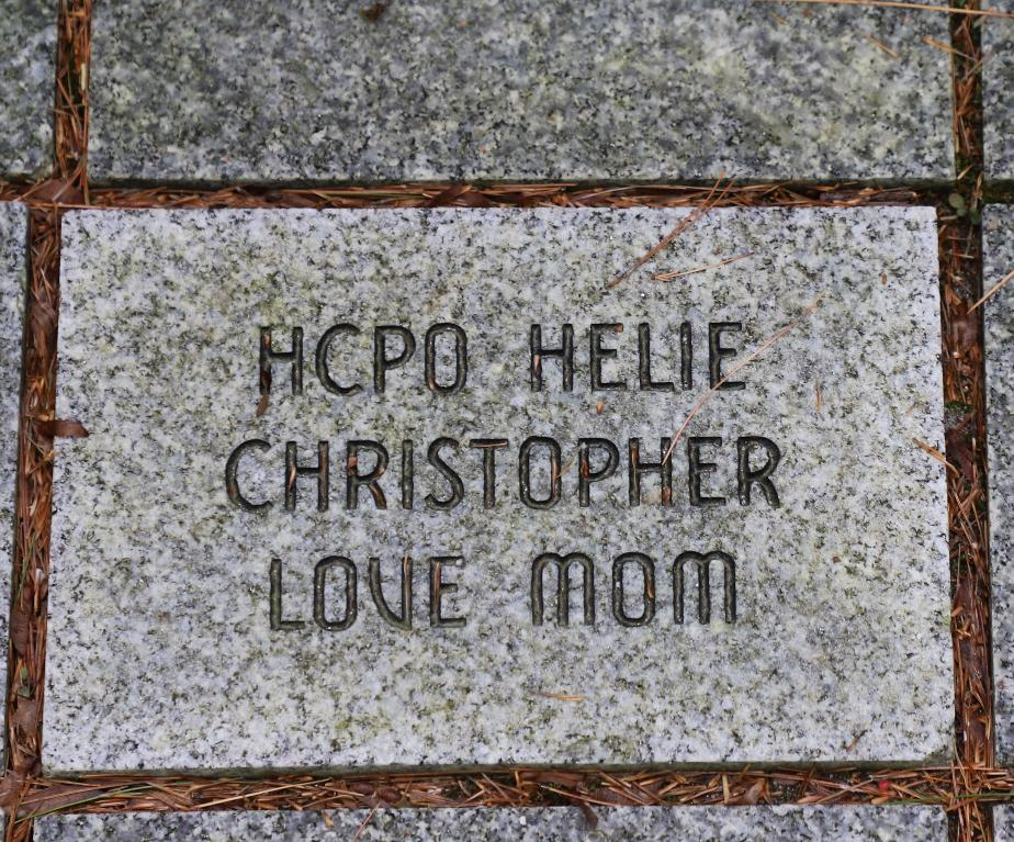 NH State Veterans Cemetery - Gold Star Families Memorial - Helie Christopher