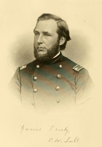 Lt Colonel Oliver Woodbury Lull, Weare NH