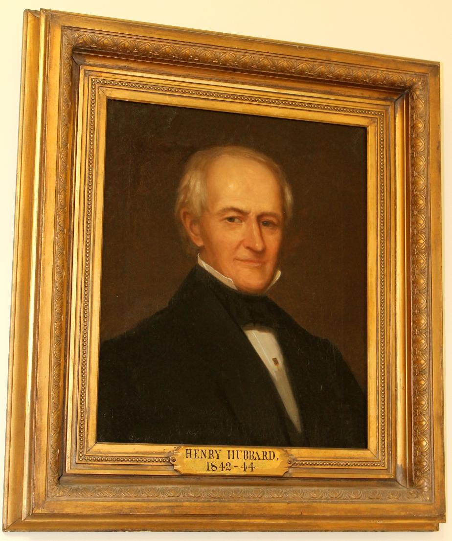 Henry Hubbard, NH Governor 1842-1844