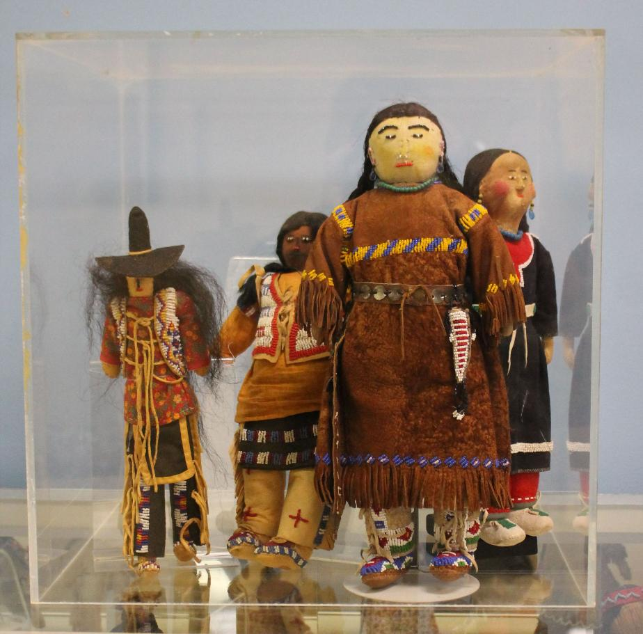 NH Indian Museum - Indian Dolls