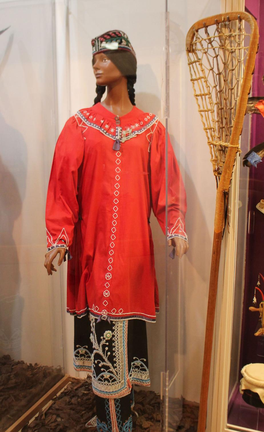 NH Indian Museum - Indian Clothing