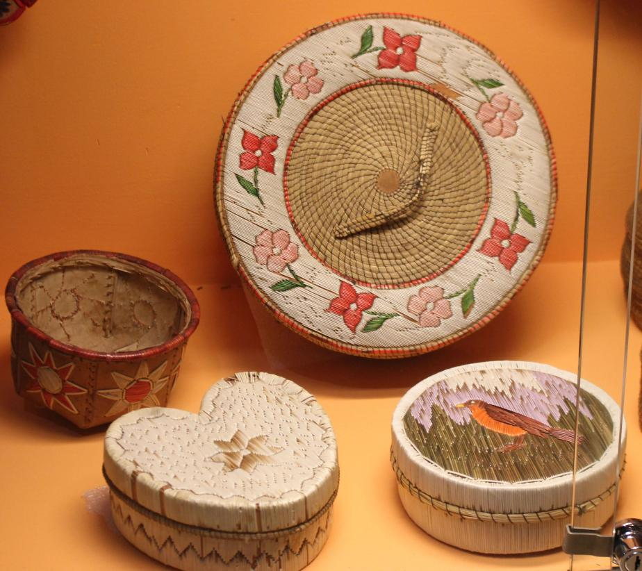 Mt Kearsarge Indian Museum - Porcupine Products