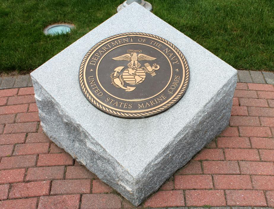 NH State Veterans Cemetery - The United States Marines