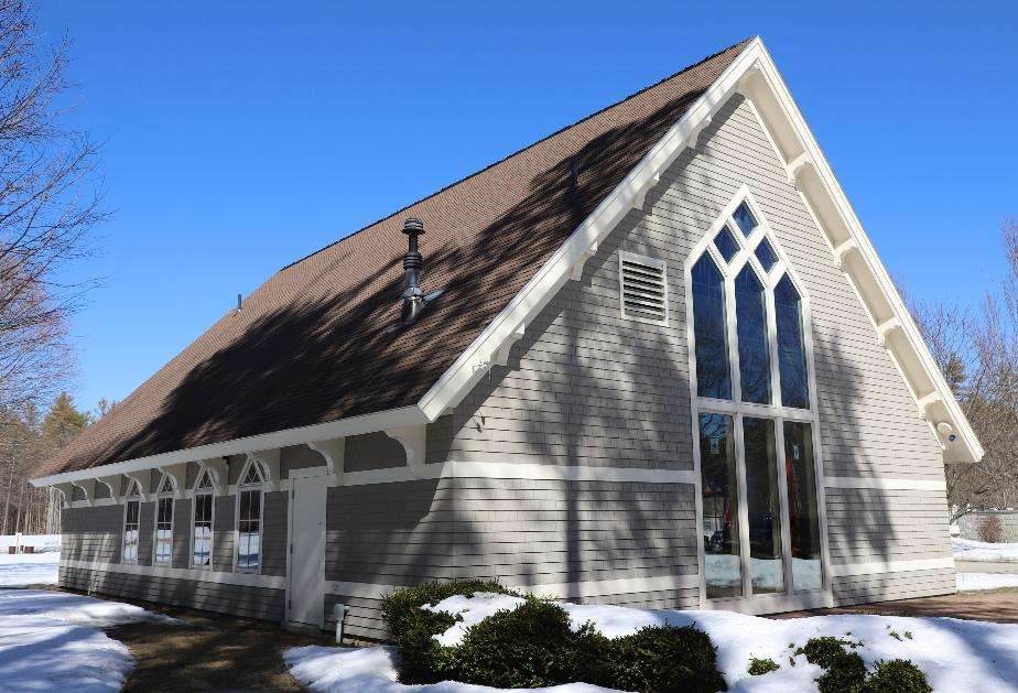 NH State Veterans Cemetery Chapel