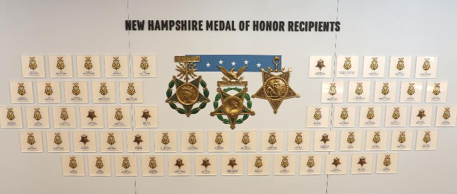 New Hampshire State Veterans Cemetery Heritage Learning Center