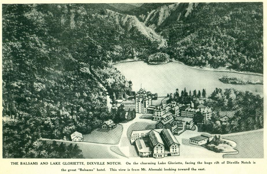 Balsams Hotel, Dixville Notch