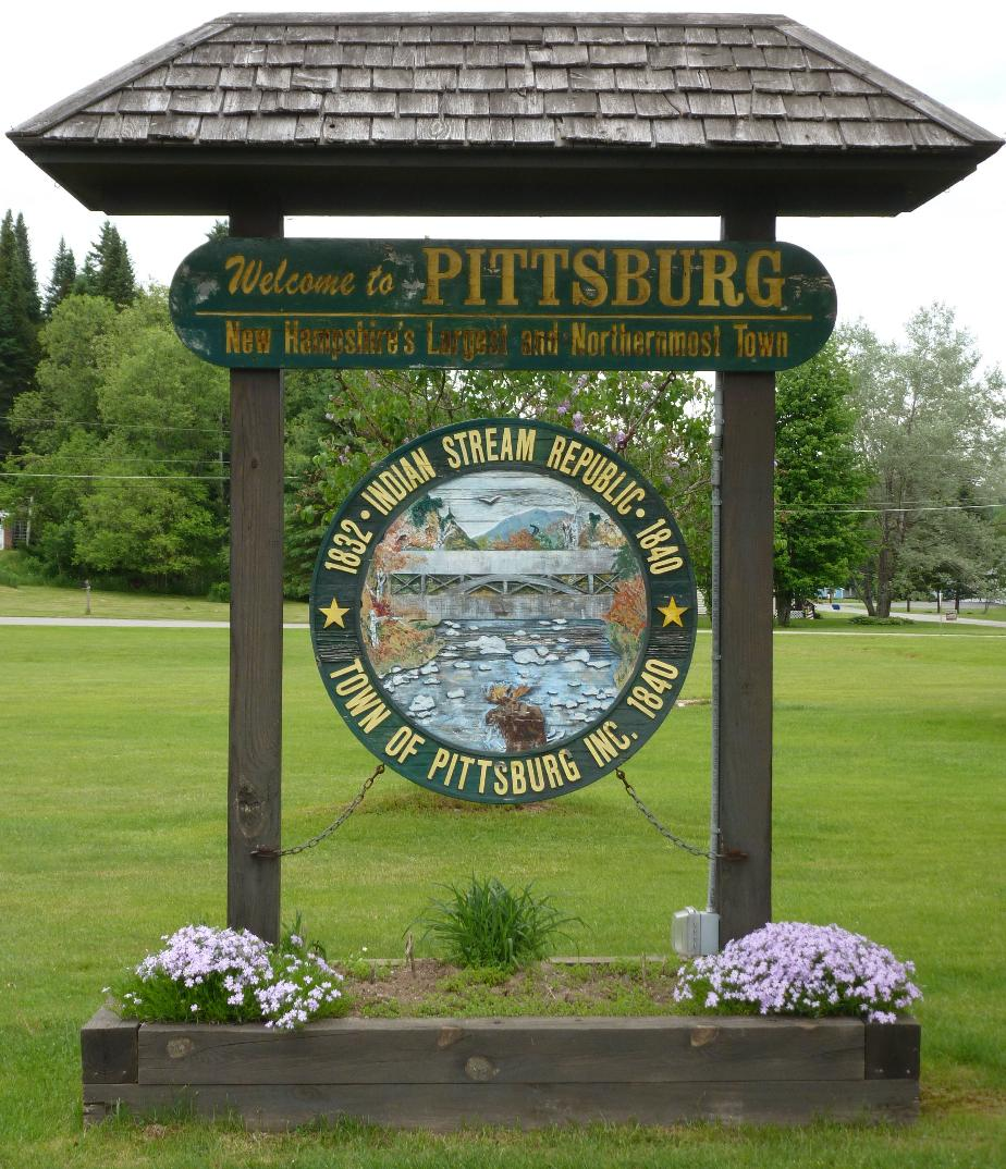 Pittsburg, New Hampshire - Indian Stream Republic