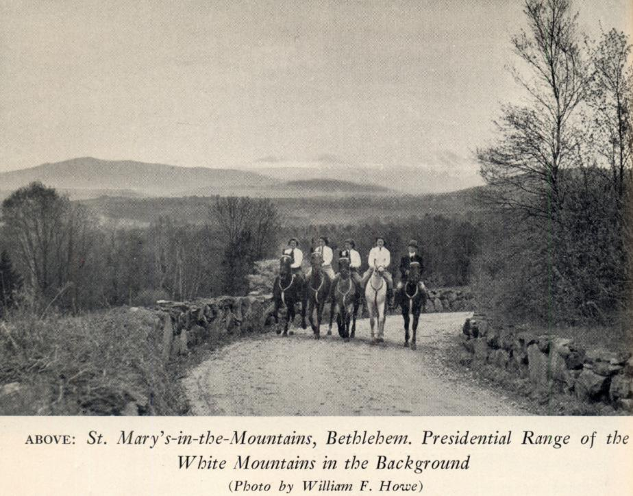 At. Mary's in the Mountains - Bethlehem NH (1908)