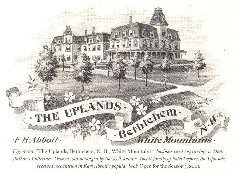 The Uplands Hotel Bethlehem Nh
