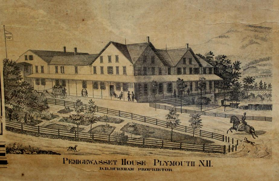 Pemigewasset House, Plymouth NH