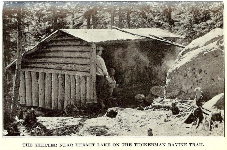 Hermit Lake Shelter, Tuckerman Ravine Trail, Pinkham Notch