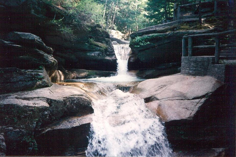 Sabbaday Falls Pool