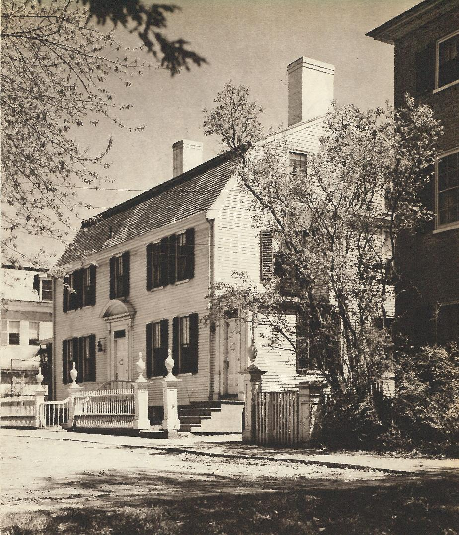 Mathew Livermore House, Haven Park, Portsmouth NH 1940