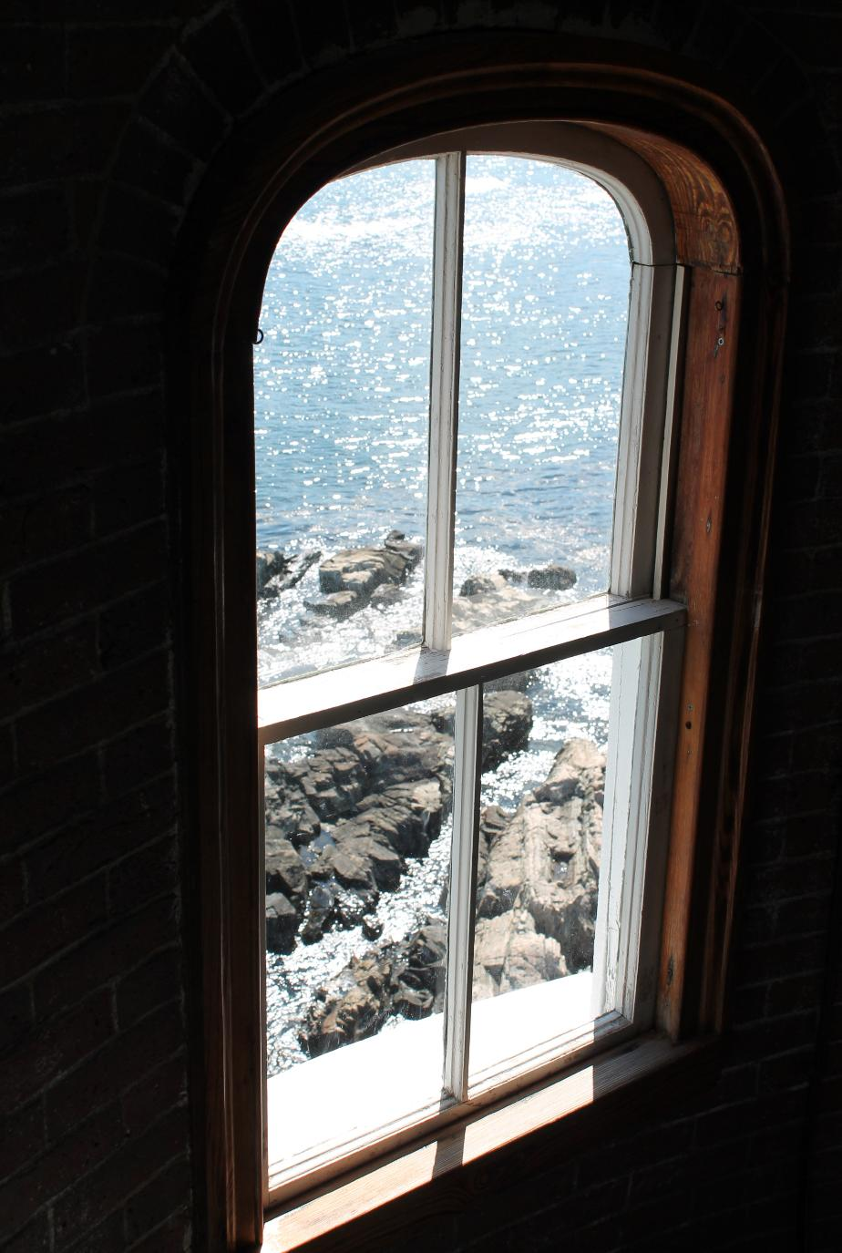 Fort Point Light - New Castle NH