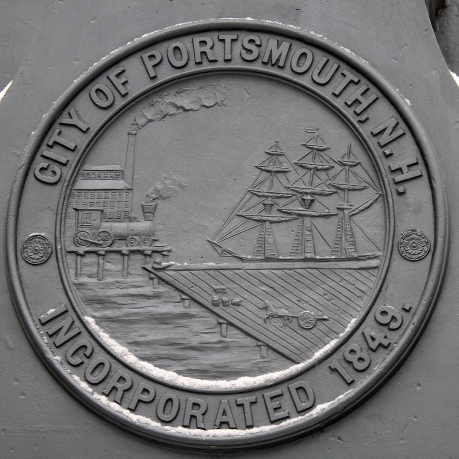 Portsmouth Seal, Goodwin Park Portsmouth NH