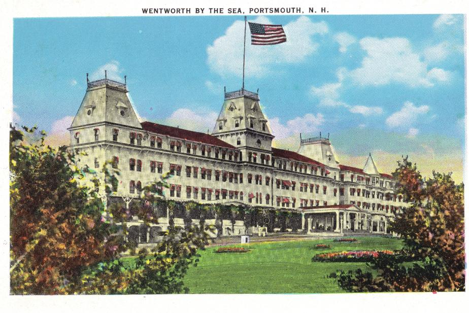 Wentworth By The Sea - Portsmouth NH 1939