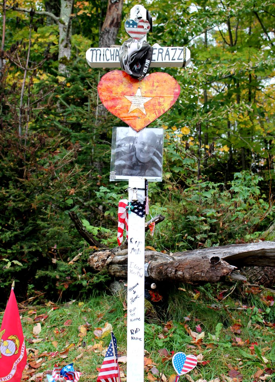 Michael Ferazzi - Contocook NH Lost in Randolph NH Motorcycle Tragedy