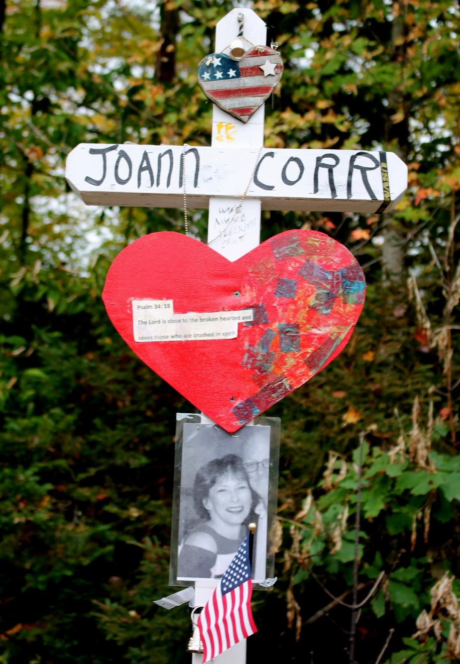 Joann Corr - Lakeville Mass - Lost in Randolph NH Motorcycle Tragedy