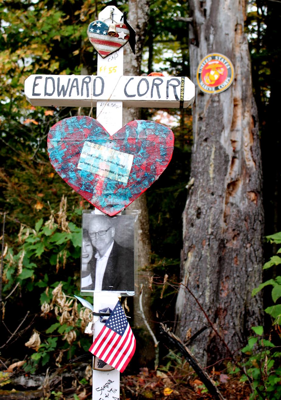 Edward Corr - Lakeville Mass - Lost in Randolph NH Motorcycle Tragedy