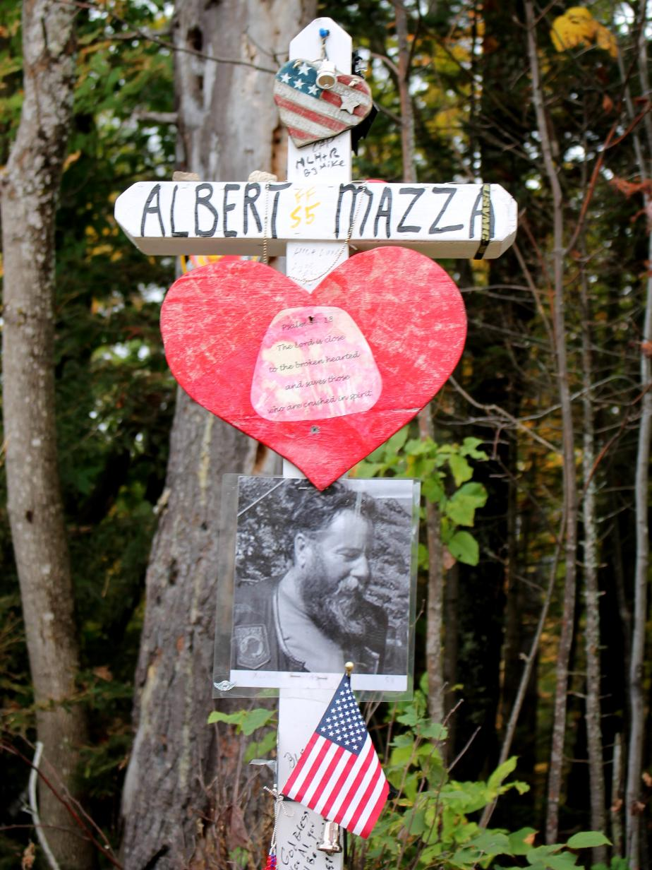 Albert Mazza Jr - Lee NH - Lost in Randolph NH Motorcycle Tragedy
