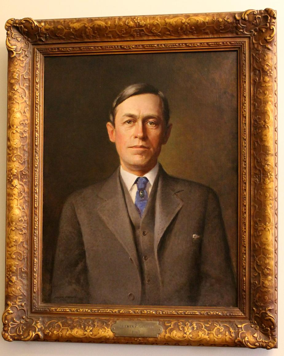 Arthur P Morrill NH State House Portrait