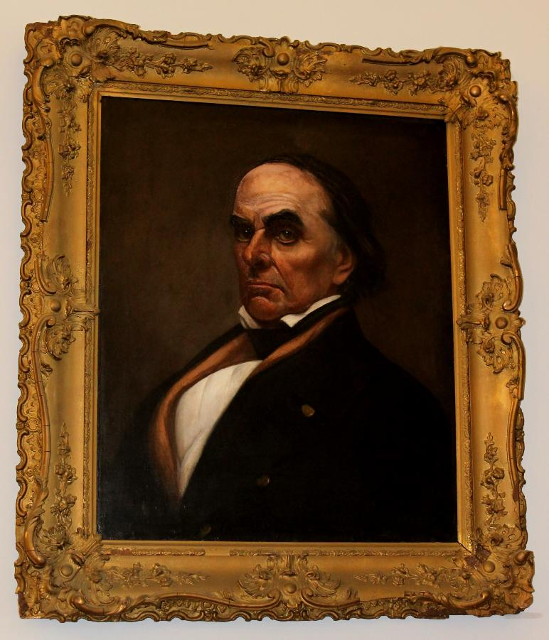 Daniel Webster, NH State Library Portrait