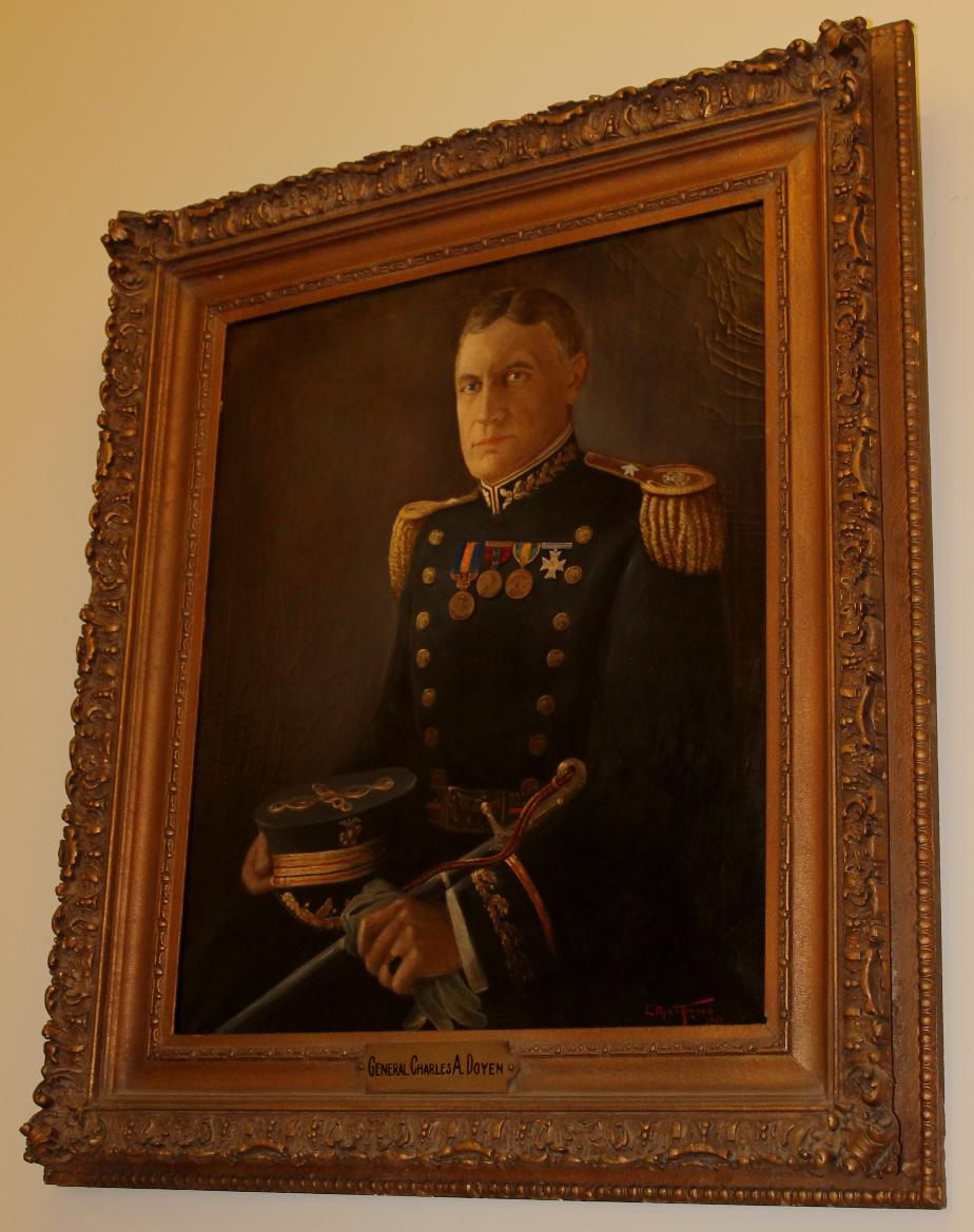 General Charles Doyle State House Portrait