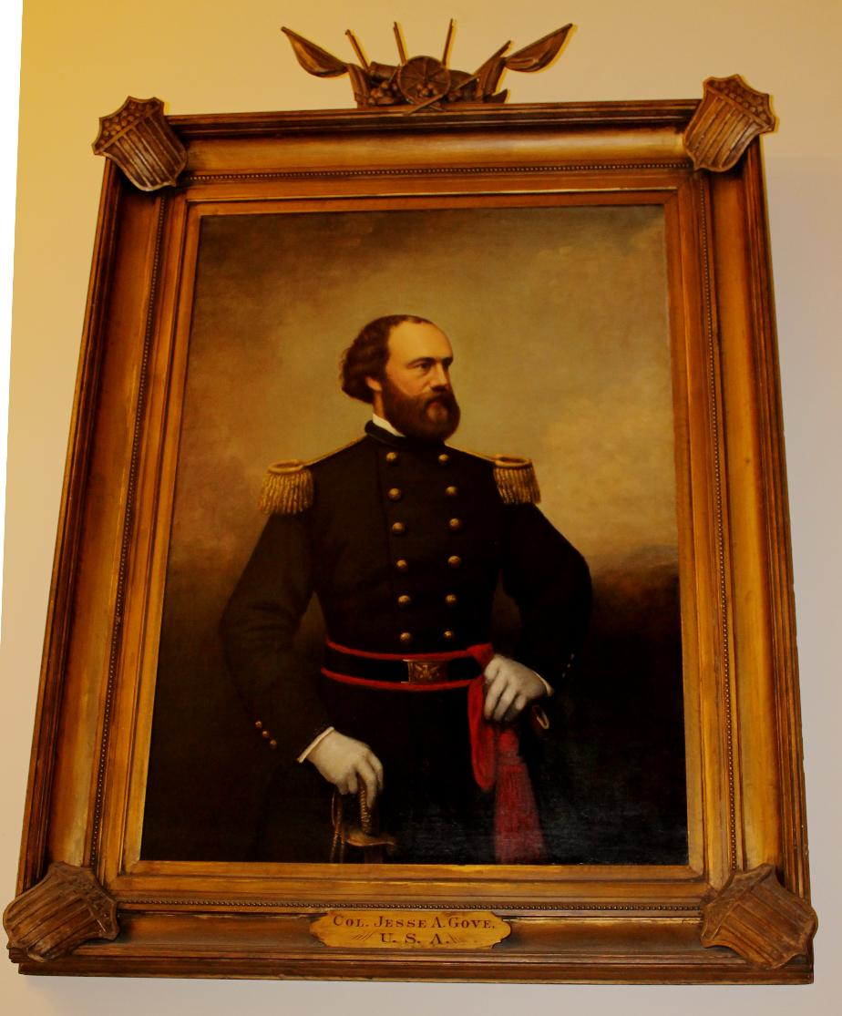 General Jesse A. Gove State House Portrait