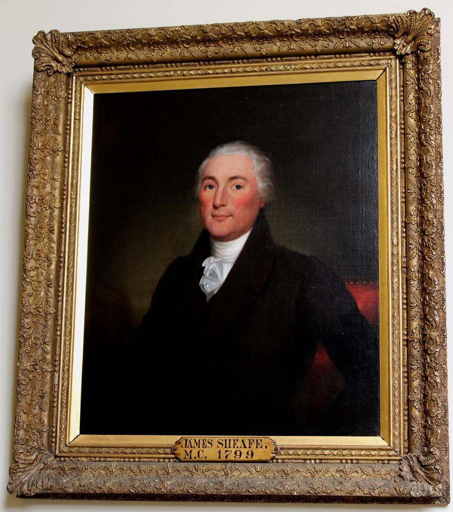 James Sheafe State House Portrait