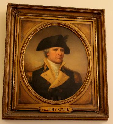 New Hampshire State House Portraits