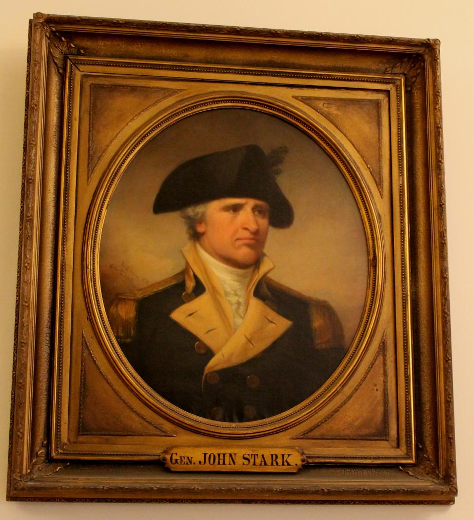 General John Stark State House Portrait