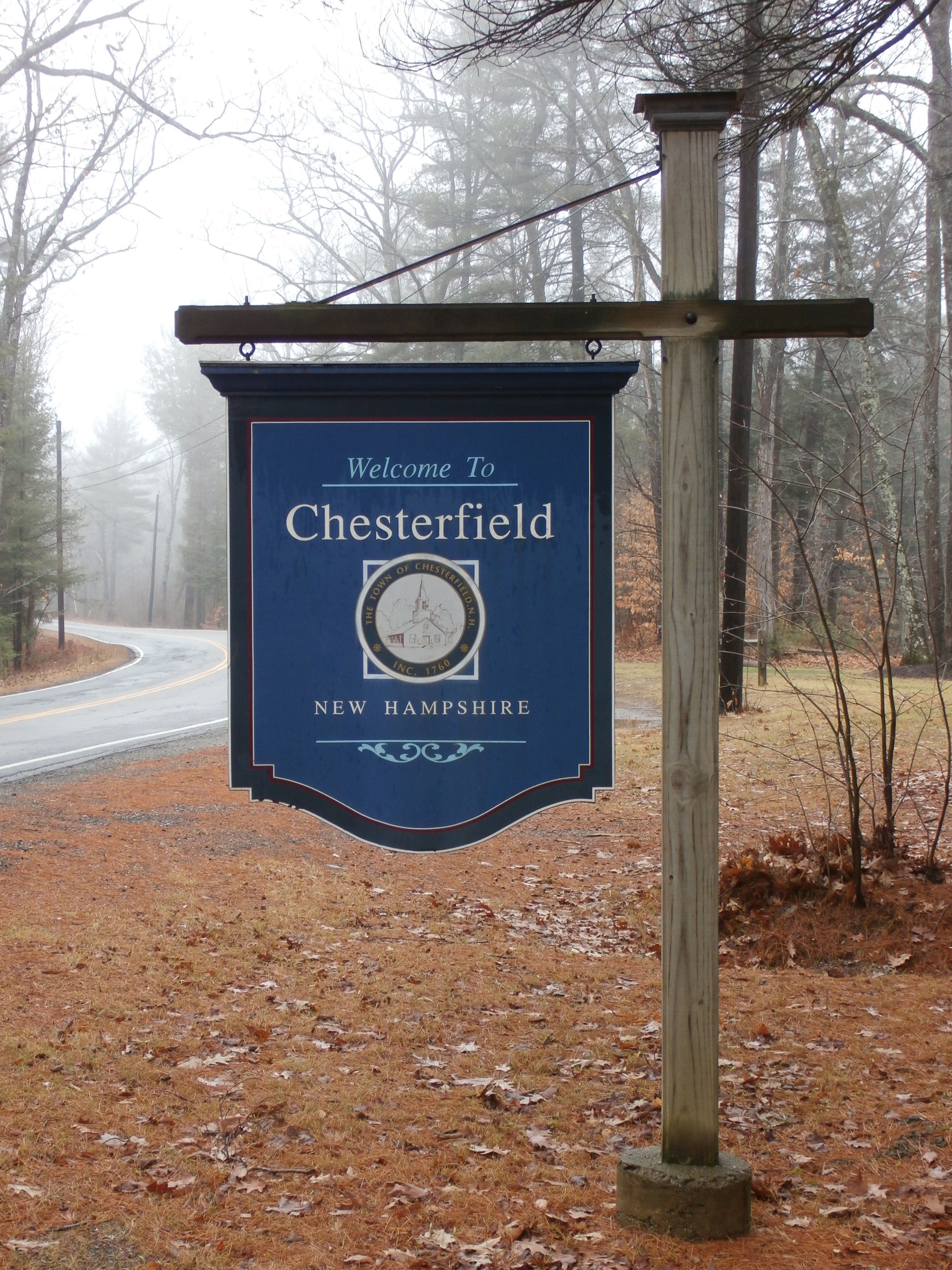 Chesterfield New Hampshire